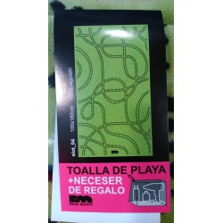 TOALLA DE PLAYA SLOT